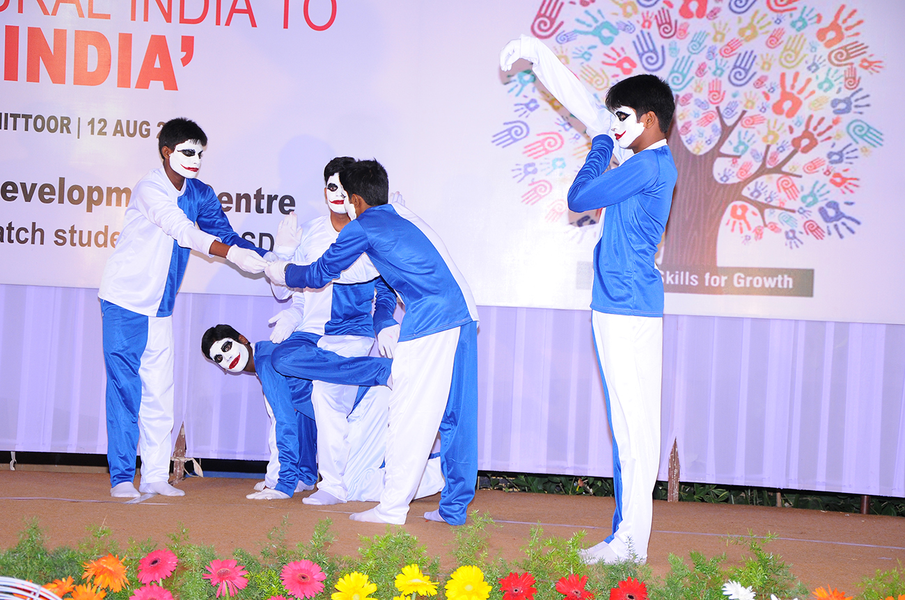 Mime-by-ARSDC-students